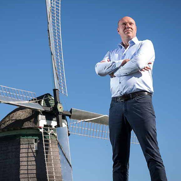 Dutch Clean Tech Sander Pielkenrood