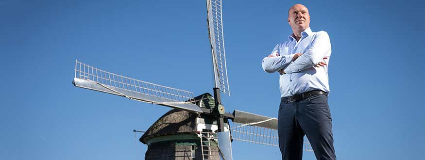 Dutch Clean Tech Sander Pielkenrood
