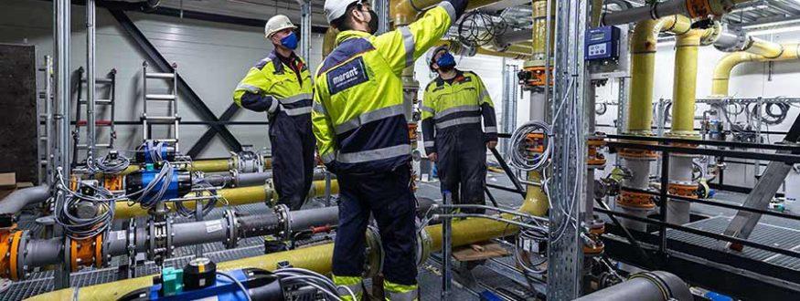 marant duurzame kunststoffen dutch clean tech geothermie aardwarmte